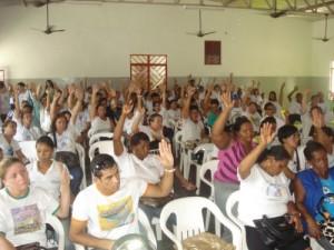 Trabalhadores aguardam novo encontro com o prefeito Luiz Amaral para definirem se deflagram greve
