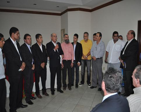 Vereadores de Jequié entregaram ao Ministro documento com pauta de reivindicações