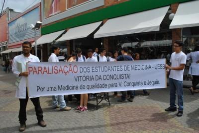 Estudantes de Conquista cobram investimentos para recebem colegas de Jequié