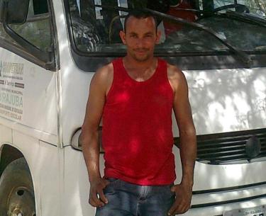 """Edivando Silva Santos, """"Miri"""" motorista assinado"""