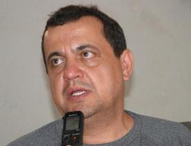 Alex Amaral idealizador do projeto