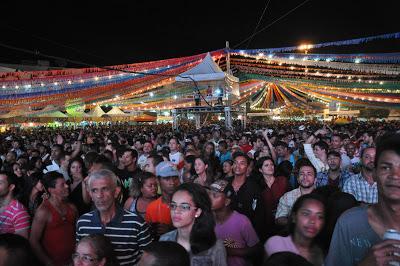 Praça da Bandeira voltou a registrar um grande público
