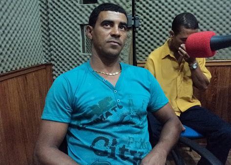 Orlando Santana Alves teve um irmão assassinado por