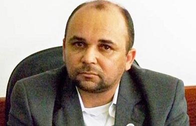 Marcio Fatel atualmente em Salvador é presidente licenciado do Sindicato dos Comerciários de Jequié