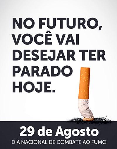 Deixar de fumar por online