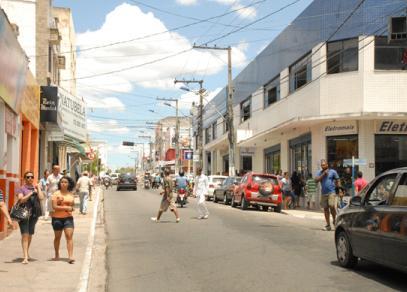 Filial Le Biscuit em Jequié será instalado no prédio da Eletromaia na Rua João Mangabeira
