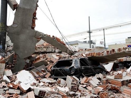 Desabamento de prédio em São Paulo deixa ao menos 6 mortos