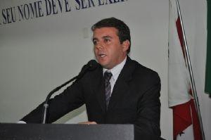 Vereador Neto da Água Já (PRB) criticou visita do governador a Jequié