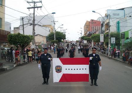 Guarda Municipal estará presente no desfile dos 116 anos de Jequié