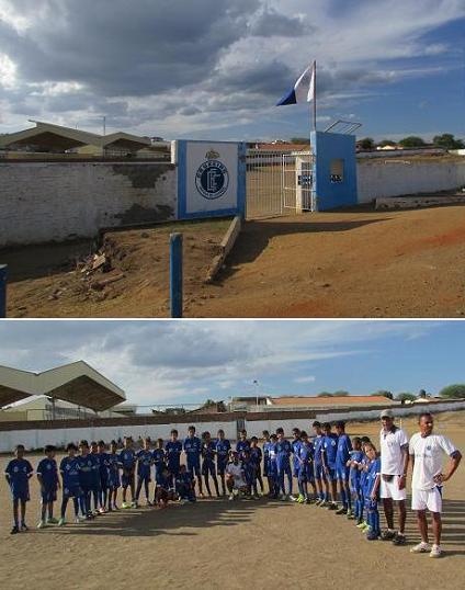Campos do CEEP Régis Pacheco usado como CT da Escolinha do Cruzeiro