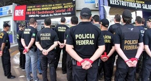 Agentes de todo país anunciam  paralisação de atividades na quinta-feira (31)