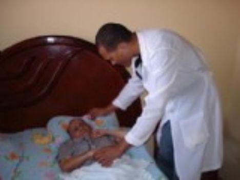 Garantia de atendimento domiciliar a pacientes do SUS