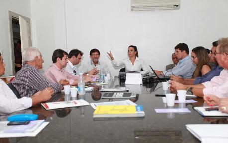 Diretoria da UPB e prefeitos apoiam a manifestação em abril