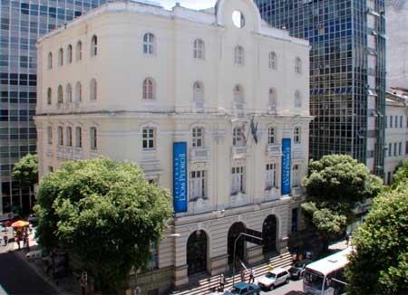 Sede da Faculdade Dom Pedro II em Salvador que em 2014 inicia atividades em Jequié