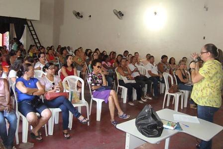Professores aderem à paralisação nacional de três dias (foto arquivo)