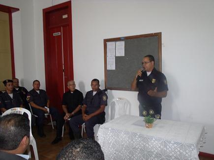 Guarda Franckney Silva é diretor da GMJ criada a 62 anos em Jequié