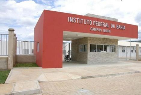 Campus do IFBa Jequié localizado na Rua Jean Torres, s/n, Lot. Cidade Nova, Bairro John Kennedy – Jequié-Ba., CEP 45201-570