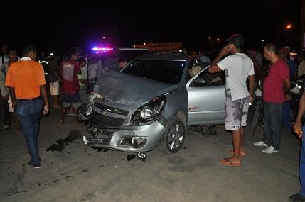 Motorista da Montana teria sido o causador do acidente