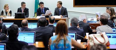 Reunião do Conselho de Ética e Decoro Parlamentar da Câmara