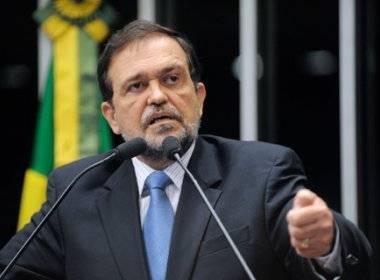 Pinheiro propõe mudanças na legislação eleitoral (foto Moreira Mariz/Agência Senado)