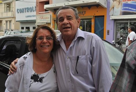 A prefeita Tânia Britto deverá caminhar ao lado do deputado Euclides Fernandes nos próximos meses