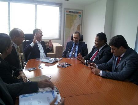 Foto da assessoria do deputado federal Antonio Brito (PTB)