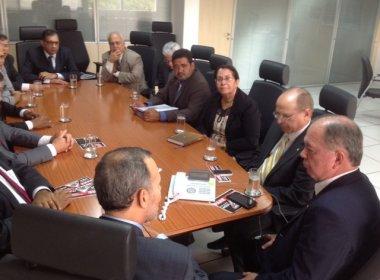Foto da assessoria do deputado federal Roberto Britto (PTB)