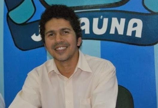 Prefeito Edson Silva Souza (PT)