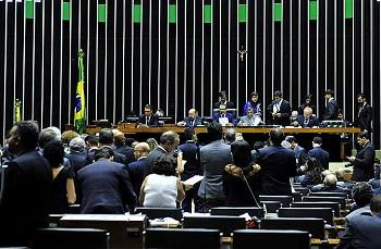 Apartir do ano que vem Dilma passará a receber menos que um deputado federal (foto Agência Câmara)