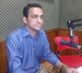 Secretário Ricardo Luis Chaves foi entrevistado na 93 FM na manhã desta quarta, 17