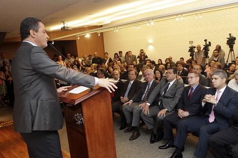 Seis nomes anunciados por Rui Costa permanecem do governo Jaques Waggner