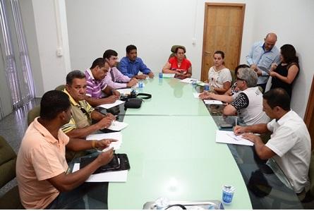 Dados foram apresentados durante coletiva de imprensa no gabinete da prefeita Tânia Britto