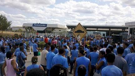 A demissão de funcionários da Azaleia/Itapetinga foi confirmada nesta sexta, 30