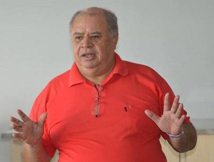 O carioca Jonas Paulo foi candidato a deputado estadual na Bahia em 2014 e obteve 33.414 e não se elegeu (foto reprodução)