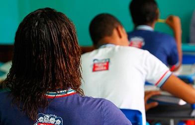 Matrículas de alunos na rede estadual a partir do dia 23 (divulgação)