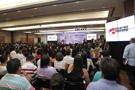 Educar para Transformar foi lançado pelo governador Rui Costa