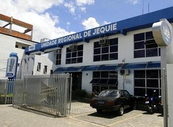 Sede regional da Embasa em Jequié