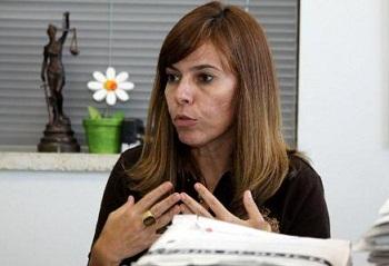Proomtora Rita Tourinho, coordena o Gepam (foto reprodução)