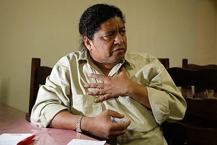 Pai Uzêda disse que é fã de Dilma, que ela está desprotegida e que ela precisa ser mais humilde