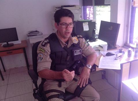 Jequieense Virgílio Tourinho, Superintendente da PRF na Bahia visitou recentemente sua terra natal