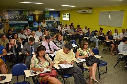 Cerca de 25 municípios esteve representados na reunião em Jequié