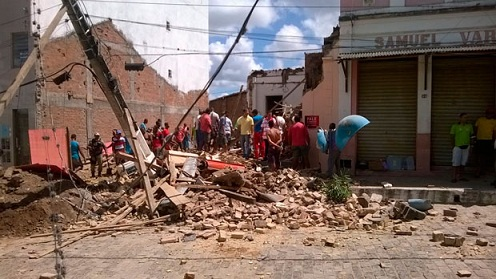 As causas do acidente ainda são desconhecidas (Foto: Jane Gleiziely/ Blog Nossa Voz Bahia)