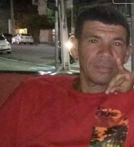 """""""Betinho"""", era pessoa muito bem relacionada no bairro (foto postada watthsapp)"""