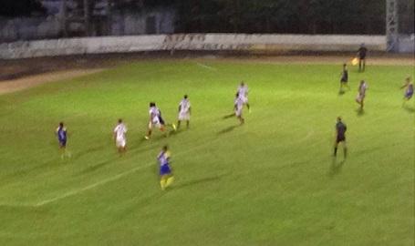 Jequié sofreu em cada tempo um gol do Botafogo (foto Junior Cajahyba)