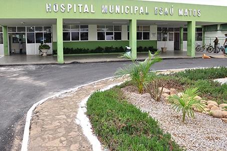 Criança permanecia internada em hospital municipal de Vitória da Conquista