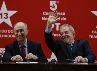 Rui Falcão diz que a militância do PT espera que Lula seja candidato, mas a decisão só acontecerá em 2018