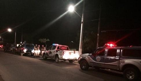 Policiamento foi reforçado com policiais da Companhia Independente de Policiamento Tático (CIPT-Sul), Rondesp Sul, Companhia Independente de Policiamento Especializado (CIPE), Sudoeste e Gerais, e do 19ª Batalhão da Polícia Militar (Jequié).
