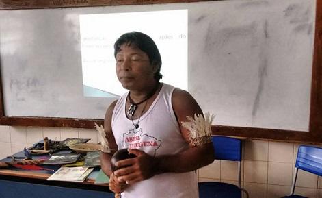 Indígena também relatou adversidades enfrentadas