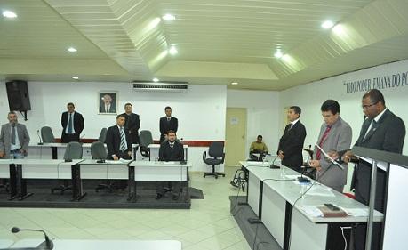 Aprovação dos membros titulares e suplentes da JARI nesta terça, 8