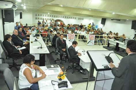 Vereadores oposição e da situação aprovaram a instalação da CPI do IPREJ